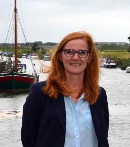 Sygeplejerske  Anne-Mette Oksbjerg Svenningsen